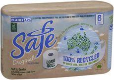 Safe Toilet Tissue